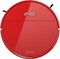 Робот-пылесос Elari SmartBot Brush SBT-001A (красный)