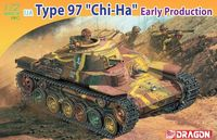 "Легкий танк ""IJA Type 97 Chi-Ha Tank Early Production"" (масштаб: 1/72)"