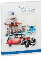 """Тетрадь в клетку """"Classic Car"""" (96 листов)"""