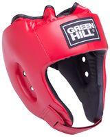 """Шлем открытый """"Alfa"""" (XL; красный; арт. HGA-4014)"""