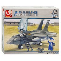 """Конструктор """"Истребитель F-15"""" (142 детали)"""