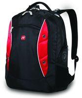 Рюкзак WENGER (29 литров, черный/красный)
