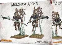 "Набор миниатюр ""Warhammer FB. Morghast Archai"" (93-07)"