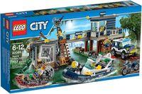 """LEGO City """"Участок новой Лесной Полиции"""""""