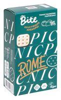 """Крекер """"Bite. С томатом, базиликом и пармезаном"""" (115 г)"""