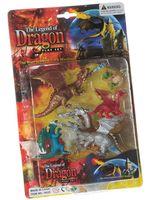 """Набор фигурок """"Драконы"""" (арт. Н44228)"""