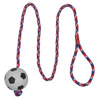 """Игрушка для собаки """"Мячик на веревке"""" (1 м; арт. 3307)"""