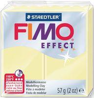 """Глина полимерная """"FIMO Effect"""" (ваниль; 57 г)"""
