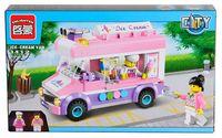 """Конструктор """"City. Фургон с мороженым"""" (212 деталей)"""
