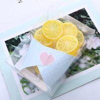 """Гирлянда """"Лимонные дольки"""" (10 лампочек; арт. KW032-000038)"""