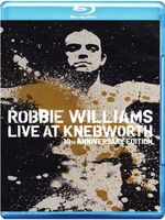 Robbie Williams Live at Knebworth (Blu-Ray)