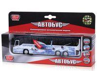 """Модель машины """"Автобус. Аэропорт"""" (масштаб: 1/43)"""