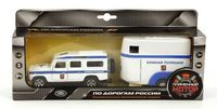 """Машинка """"Land Rover. Конная полиция"""""""