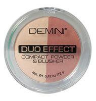"""Пудра-румяна """"Compact Powder Duo Effect"""" тон: 21"""