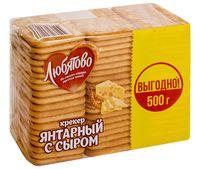 """Крекер """"Янтарный с сыром"""" (500 г)"""