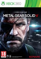 Metal Gear Solid V: Ground Zeroes [Xbox 360]