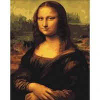 "Картина по номерам ""Мона Лиза"" (400x500 мм)"