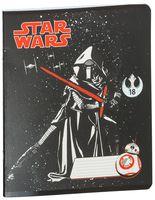 """Тетрадь в клетку """"Star Wars"""" (18 листов; в ассортименте)"""