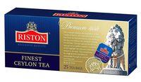 """Чай черный """"Riston. Finest Ceylon"""" (25 пакетиков)"""