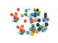 """Кубик D6 """"Нано-кубик"""" (в ассортименте)"""