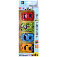 "Набор машинок ""Mini Car"" (арт. DV-T-712)"
