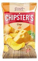 "Чипсы картофельные ""Chipsters. Сыр"" (70 г)"