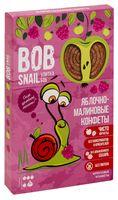 """Конфеты """"Bob Snail. Яблочно-малиновые"""" (60 г)"""