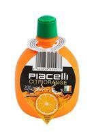 """Заправка для салатов и вторых блюд """"Piacelli. Orange Juice"""" (200 мл)"""