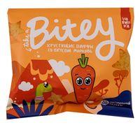 """Печенье детское """"Bitey. Паффы морковные"""" (20 г)"""