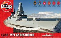 "Эскадренный миноносец ""Type 45 Destroyer"" (масштаб: 1/350)"
