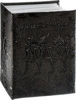"""Фотоальбом """"Egypt Leather"""" (100 фотографий; 10х15 см; темно-коричневый)"""