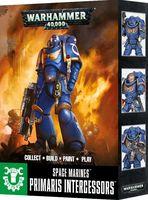 Warhammer 40.000. Space Marines. Primaris Intercessors. Easy to Build (48-65)