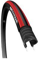 """Покрышка для велосипеда """"C-1406 CZAR Comp"""" (чёрно-красная; 700х23C)"""