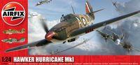 "Истребитель ""Hawker Hurricane Mk1"" (масштаб: 1/24)"