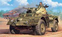 """Бронеавтомобиль """"Staghound MK.I"""" (масштаб: 1/35)"""