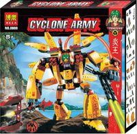 """Конструктор """"RoboBlock. Воин XL"""""""