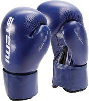 Перчатки боксёрские LTB19009 (10 унций; синие)
