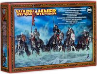 "Набор миниатюр ""Warhammer FB. Vampire Counts Black Knights/Hexwraiths"" (91-10)"