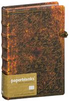 "Записная книжка Paperblanks ""Гролье"" в линейку (130х180 мм)"