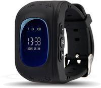 Детские часы SmartBabyWatch Q50 (черные)
