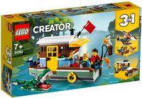 "LEGO Creator ""Плавучий дом"""
