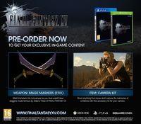 Комплект предзаказа Final Fantasy XV