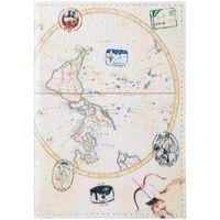 """Обложка на паспорт """"Карта"""" (арт. 254191)"""
