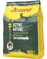 """Корм сухой для собак """"Active Nature"""" (0,9 кг; птица, баранина и травы)"""