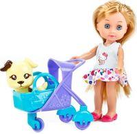 """Кукла""""Hello Kitty. Машенька с питомцем"""" (15 см)"""