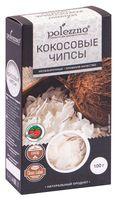 """Чипсы кокосовые """"Polezzno"""" (100 г)"""