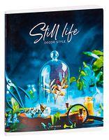 """Тетрадь общая в клетку """"Still Life"""" (96 листов)"""