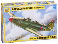 """Сборная модель """"Самолет """"Аэрокобра"""" П-29Н"""" (масштаб: 1/72)"""