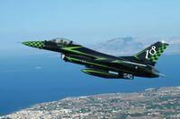 "Истребитель ""F-16 A / ADV SPECIAL COLORS"" (масштаб: 1/48)"