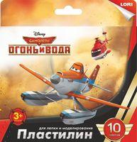 """Пластилин """"Disney. Самолеты"""" (10 цветов)"""